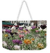 Brugge In Spring Weekender Tote Bag