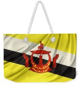 Brunei Flag Weekender Tote Bag
