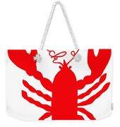 Brunswick Maine Lobster With Feelers 20130605 Weekender Tote Bag