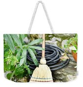 Brush Weekender Tote Bag