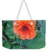 Bryan's Poppy Weekender Tote Bag
