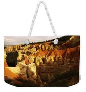 Bryce Canyon 3 Weekender Tote Bag