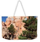 Bryce Canyon Fins Weekender Tote Bag