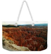 Bryce Canyon In The Afternoon Weekender Tote Bag