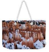 Bryce Canyon In Winter 2 Weekender Tote Bag