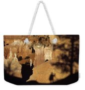 Bryce Canyon National Park Hoodo Monolith Sunrise From Sunrise P Weekender Tote Bag