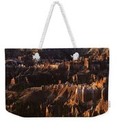 Bryce Canyon National Park Hoodo Monoliths Sunrise Southern Utah Weekender Tote Bag