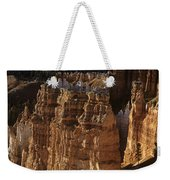 Bryce Canyon National Park Hoodo Monoliths Sunset From Sunrise P Weekender Tote Bag