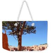 Bryce Canyon Pine Weekender Tote Bag