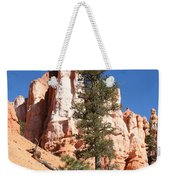 Bryce Canyon Red Fins Weekender Tote Bag