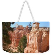 Bryce Canyon  Red Rocks Weekender Tote Bag