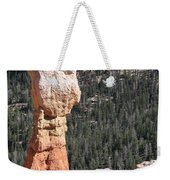Interesting Bryce Canyon Rockformation Weekender Tote Bag