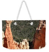 Bryce Canyon - Thors Hammer Weekender Tote Bag
