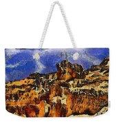 Bryce Canyon Thuderstorm Weekender Tote Bag