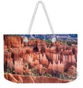 Bryce Canyon Utah Views 508 Weekender Tote Bag