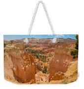 Bryce Canyon Valley Walls Weekender Tote Bag