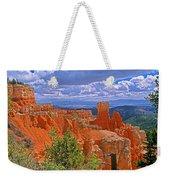 Bryce Canyon's Agua Canyon Weekender Tote Bag
