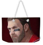 Bryce Harper Weekender Tote Bag