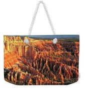 Bryce Morning Lights Weekender Tote Bag