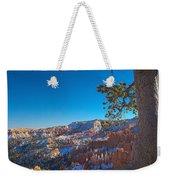 Bryce Pine Weekender Tote Bag