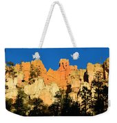 Bryce Canyon Panoramic Weekender Tote Bag