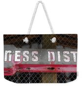 B District Weekender Tote Bag