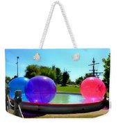 Bubble Ball 1  Weekender Tote Bag