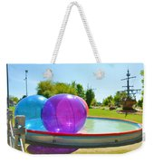 Bubble Ball 2 Weekender Tote Bag