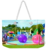 Bubble Ball 4   Weekender Tote Bag
