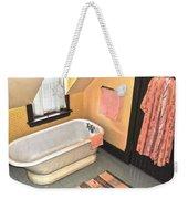 Bubble Bath  Weekender Tote Bag