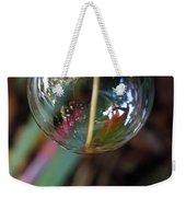 Bubble Cocoon         Weekender Tote Bag by Kaye Menner