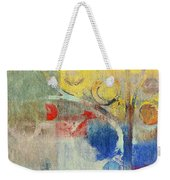 Bubble Tree - 43ff04 Right Weekender Tote Bag