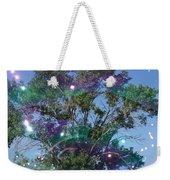 Bubble Tree Weekender Tote Bag