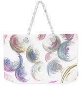 Bubbles Bubbles Weekender Tote Bag