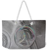 Bubbles In The Sink Weekender Tote Bag