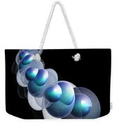 Bubbles On The Rhosddu Road Weekender Tote Bag