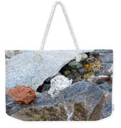 Bubbling Rock Weekender Tote Bag
