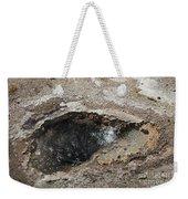 Bubbling Spring In Upper Geyser Basin Weekender Tote Bag