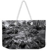 Bubbling Water Brook In The Smokies Weekender Tote Bag