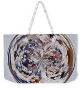 Bubbly Orb Weekender Tote Bag