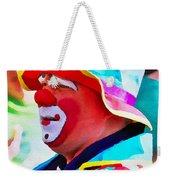 Bubby The Clown Weekender Tote Bag