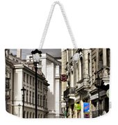 Bucharest The Little Paris Weekender Tote Bag