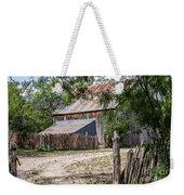 Buck Ranch Barn Weekender Tote Bag