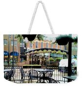 Bucket's Got A Hole In It Weekender Tote Bag by Jon Burch Photography