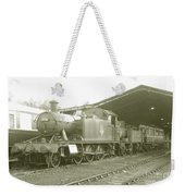 Buckfastleigh Shed Weekender Tote Bag