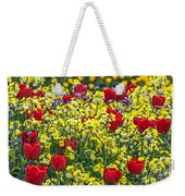 Buckingham Beauty Weekender Tote Bag
