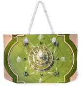 Buckingham Fountain From Above Weekender Tote Bag