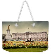 Buckingham Palace In London Uk Weekender Tote Bag