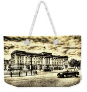 Buckingham Palace Vintage Weekender Tote Bag
