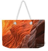 Buckskin Walls Of Fire Weekender Tote Bag